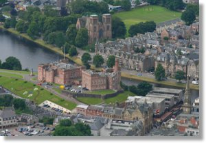 Inverness Castle and Cathedral
